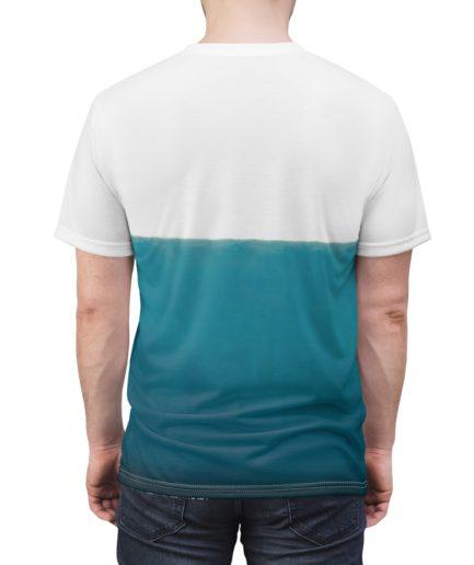 JEWS T-shirt back