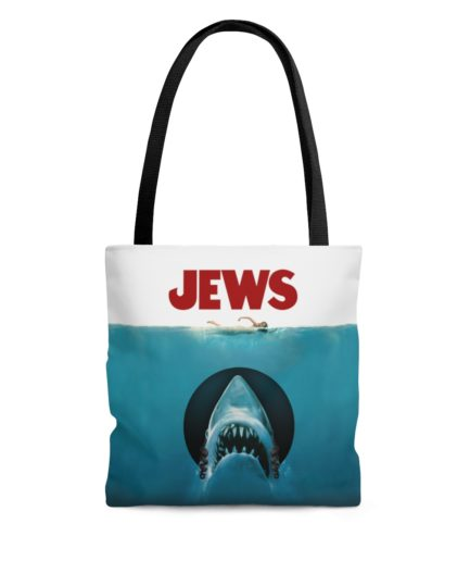 JEWS Tote bag