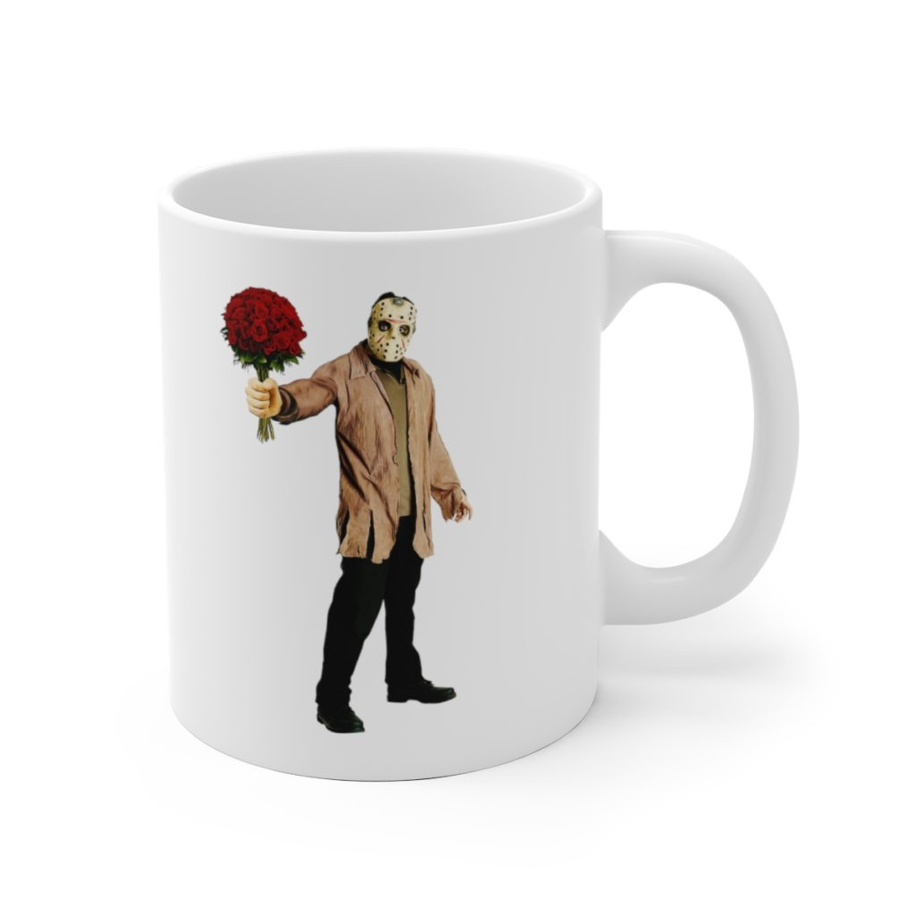 Jason in Love Mug