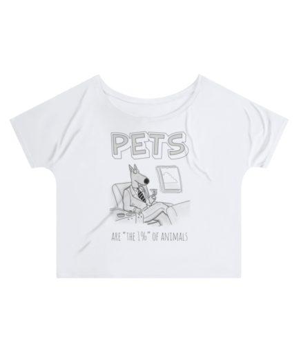 Sarcastic Pets Comic Tee