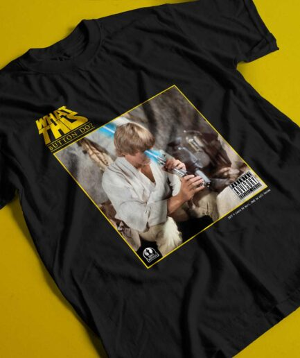 Star Wars fake music album cover tshirt