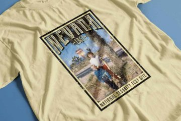Nevada Nuclear Test Site 1951 T-shirt