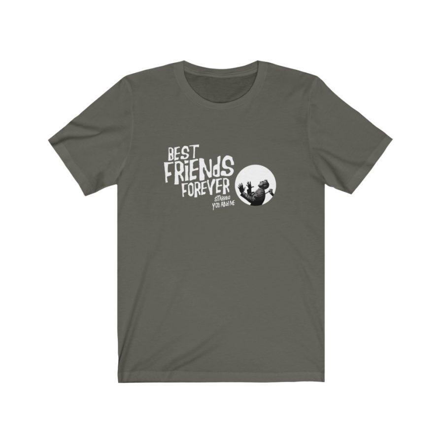 BFF T-shirt Asphalt