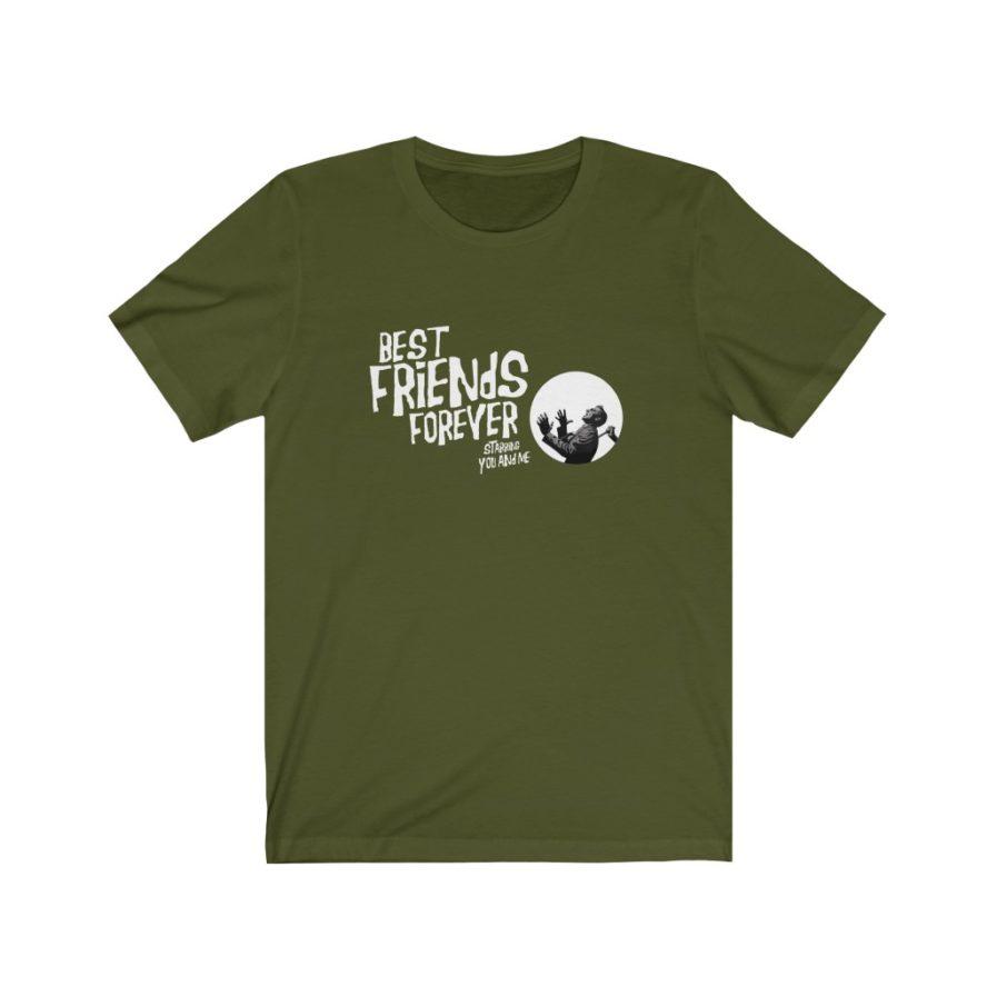 BFF T-shirt Olive