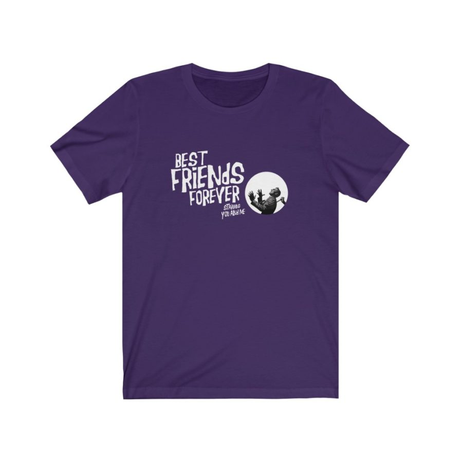 BFF T-shirt Purple