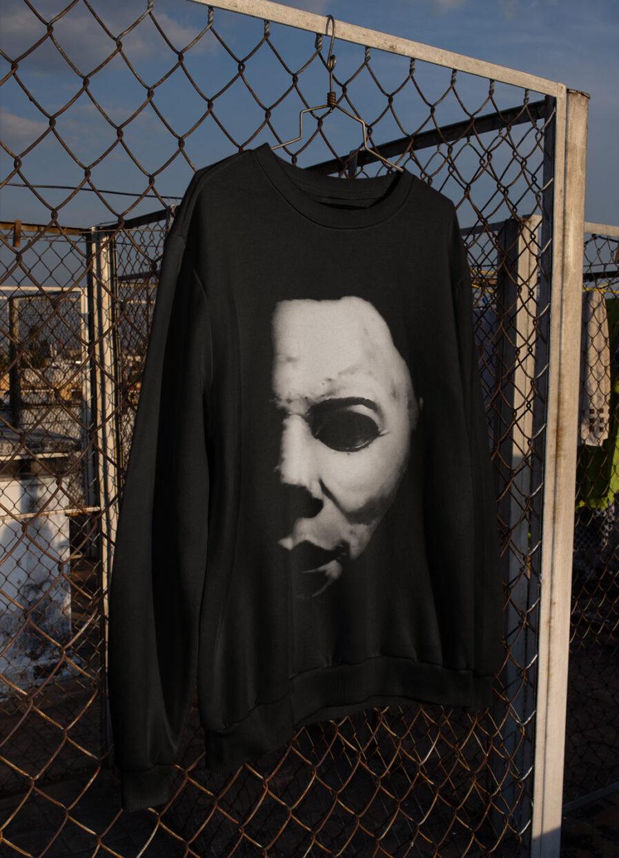 Michael Myers Halloween Sweatshirt