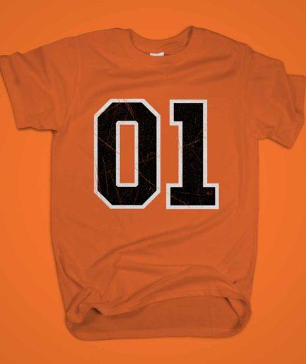 01 General Lee Tshirt