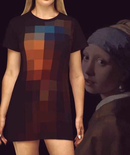Girl with a Pearl Earring Dress Life