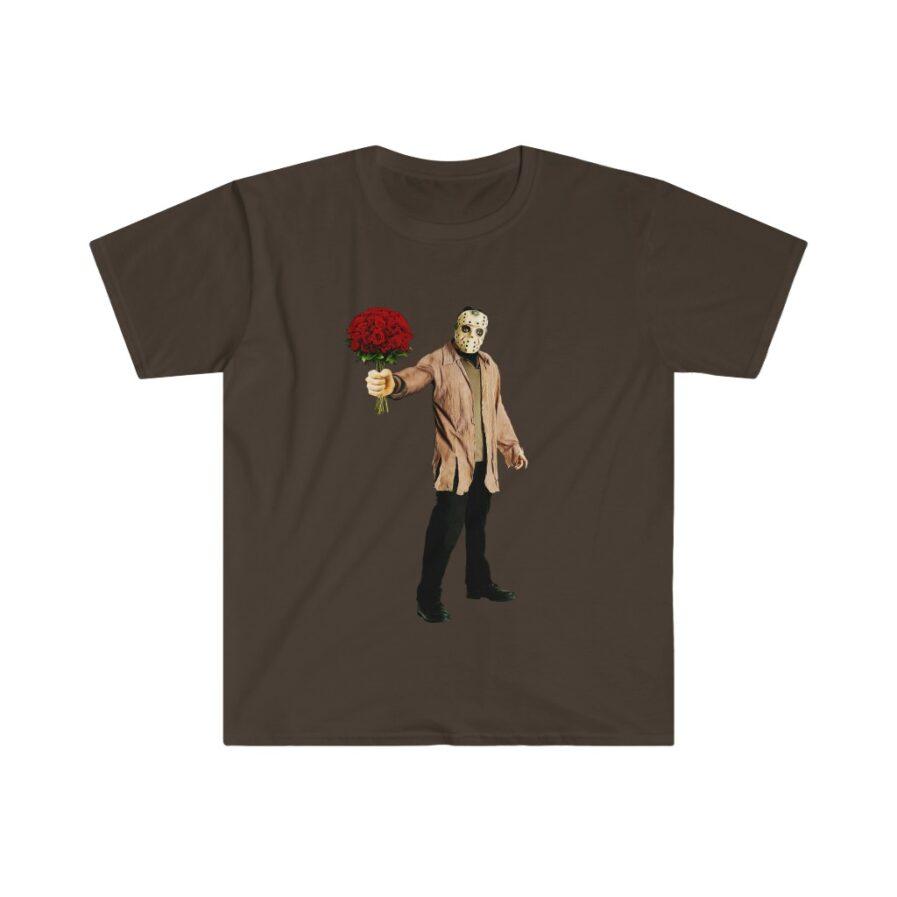 Jason Voorhees tshirt dark