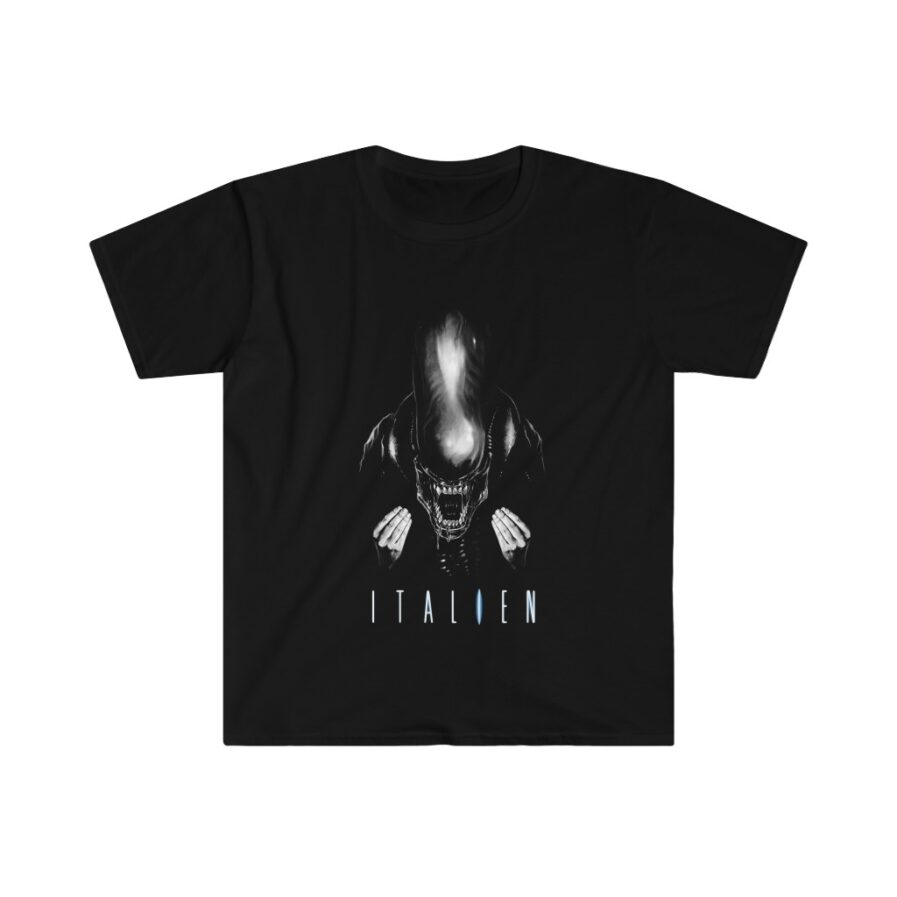 Alien movie Parody Tshirt