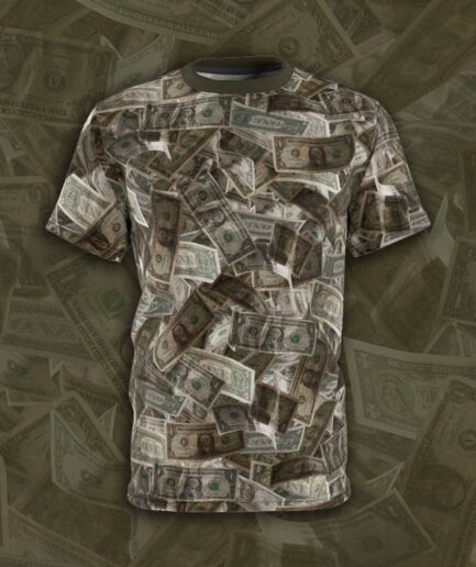 US Dollars Tshirt