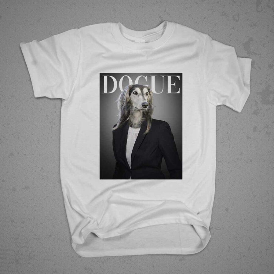 Dogue tshirt